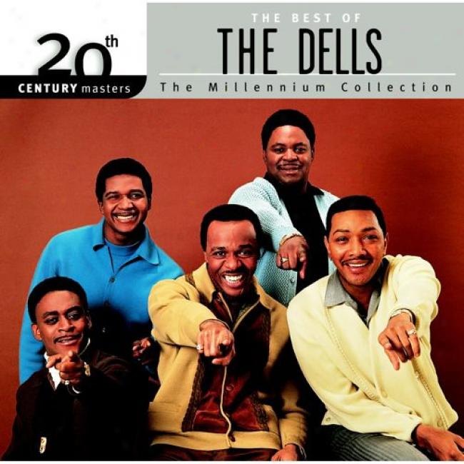 20th Century Masters: The Millennium Collectioh - The Best Of The Dells (with Biodegradable Cd Case)