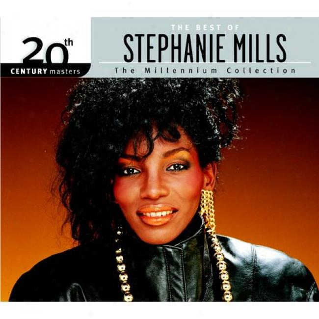 20th Century Masters: The Millennium Collection - The Best Of Stephanie Mills (with Biodegradable Cd Case)