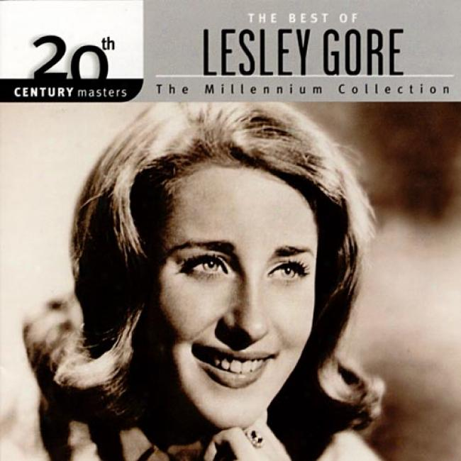20th Century Masters: The Millennium Collection - The Best Of Lesley Gpre
