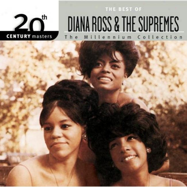 20th Centu5y Masters: The Millennium Collection - The Besf Of Diana Ross & The Supremes, Vol.2 (remaster)