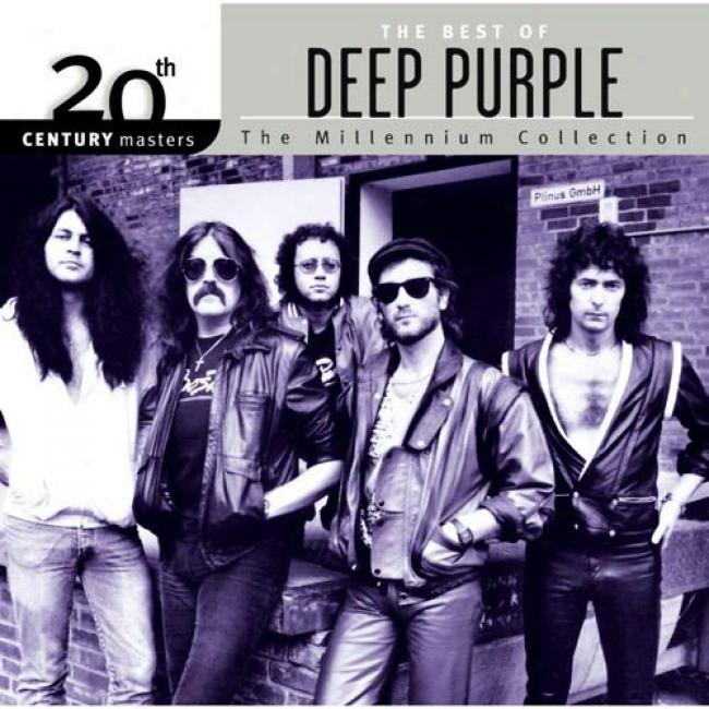 20th Century Masters: The Millennium Collection - The Best Of Deep Purple