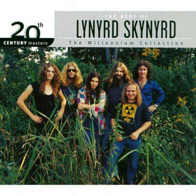 20th Century Masters: The Millennium Collection - The Best Of Lynyrd Skynyrd (with Biodegradable Cd Case)