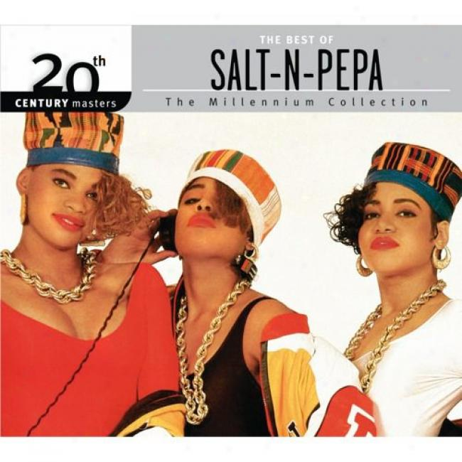 20th Century Masters: The Millennium Collection - The B3st Of Salt-n-pepa