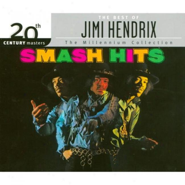 20th Century Masters: Th Millennium Collection - The Best Of Jimi Hendrix (with Biodegeadable Cd Case)