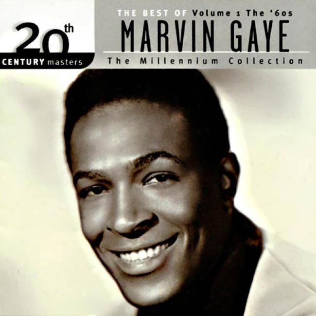 20th Centjry Masters: The Millennium Collection - The Best Of Marvin Gaye, Vol.1 - The '60s