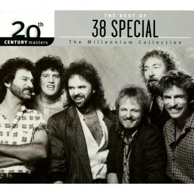 20th Century Masters: The Millennium Collection - The Best Of 38 Special (with Biodegradzble Cd Case)