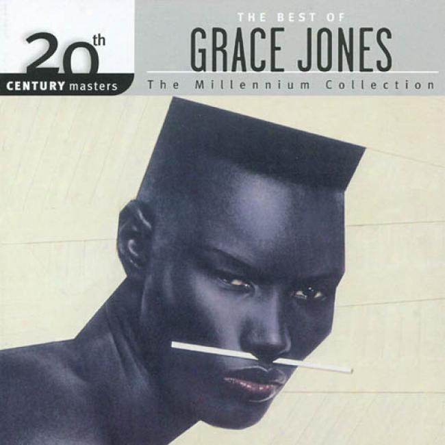 20th Century Masters: The Millennijm Colledtion - The Best Of Grace Jones