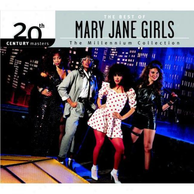 20th Century Masters: The Millennium Collection - The Best Of Mary Jane Girls (with Biodegradable Cd Case)