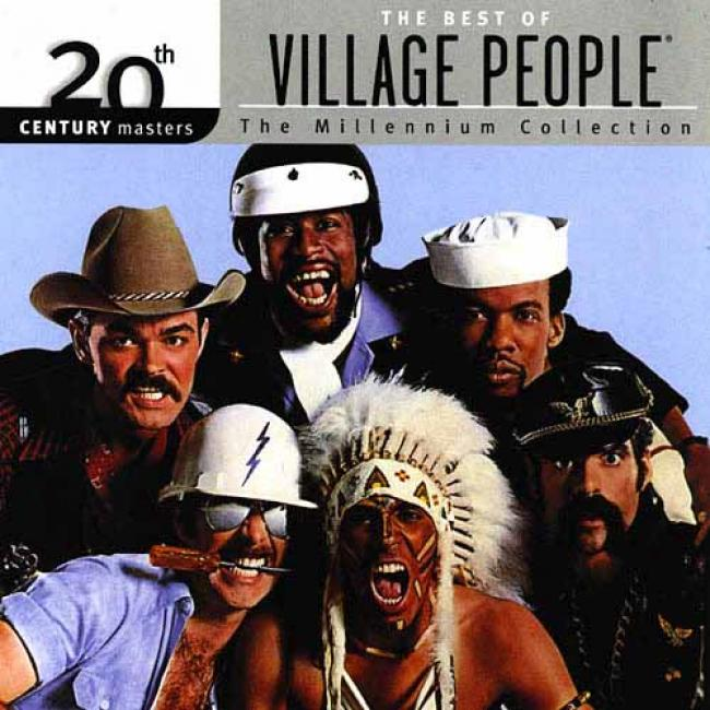 20th Century aMsters: The Millennium Collection - The Best Of The Village People