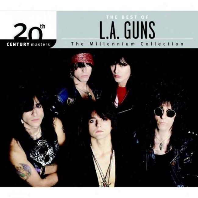 20th Century Masters: The Millennium Collection - The Best Of L.a. Guns(with Biodegradable Cd Case)