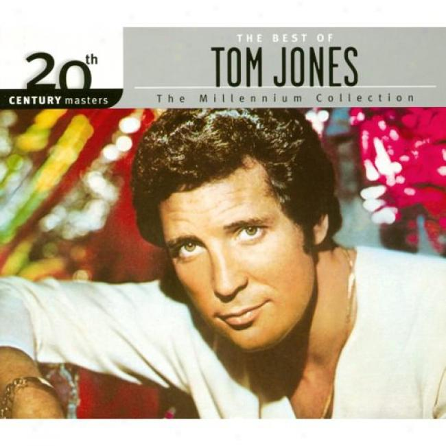 20th Century Masters: The Millennium Collection - The Best Of Tom Jones (with Biodegradable Cd Box)