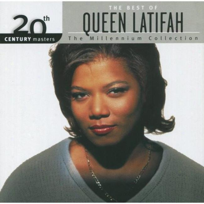 20th Centenary Masters: The Millennium Collection - The Best Of Queen Latifah