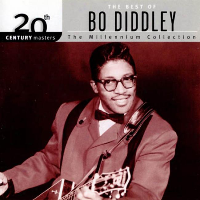 20th Century Masters: The Millennium Collection - The Best Of Bo Diddley (remaster)