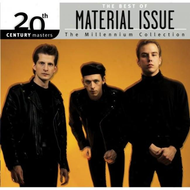 20th Century Masters: The Millennium Collection - The Best Of Material Issue