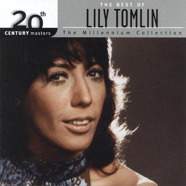 20th Century Masters: The Millennium Collection - The Best Of Lily Tomlin (remaster)