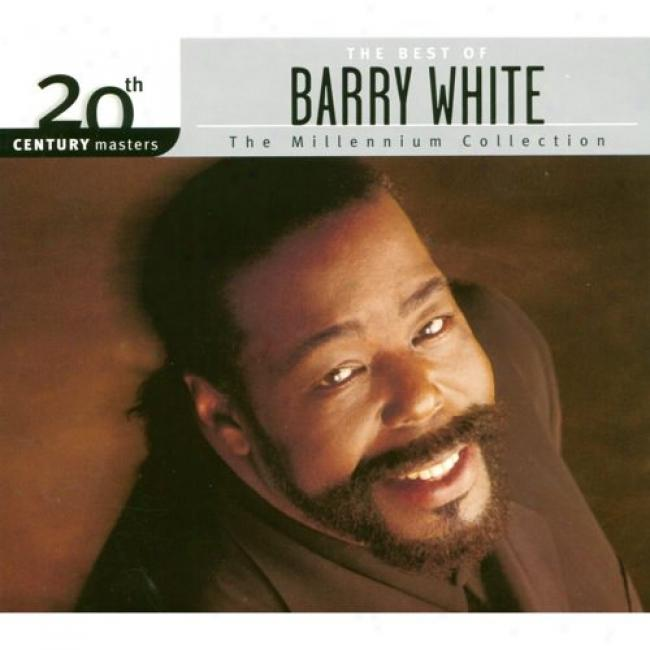 20th Century Masters: The Millennium Collection - The Best Of Barry White (with Biodegradable Cd Case)