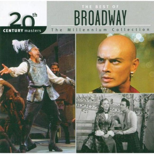 20th Century Masters: The Millennium Collection - The Best Of Broadway