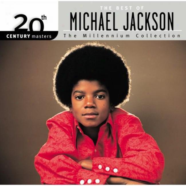 20th Century Masters: The Millennium Accumulation - Bewt Of Michael Jackson (remaster)