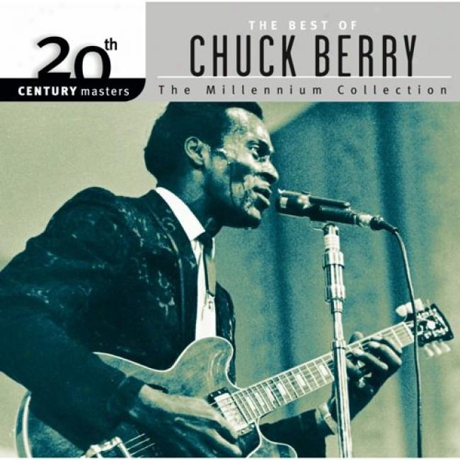 20tth Century Masters: The Millennium Collection - The Best Of Chuck Berry (with Biodegradable Cd Case)