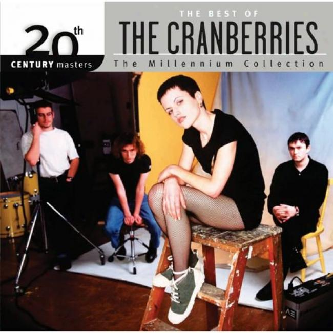 20th Century Masters: The Millennium Collection - The Best Of The Cranberries (with Biodegradable Cd Case)