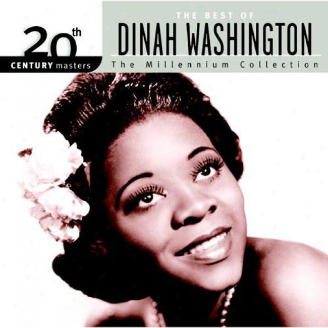 20th Century Masters: The Millennium Collection - The Best Of Dinah Washington