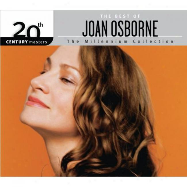 20th Century Masters: The Millennium Coolection - The Best Of Joan Osborne (with Biodegradable Cd Case)