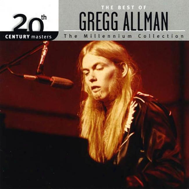 20th Century Masters: The Millennium Collwction - The Best Of Gregg Allman
