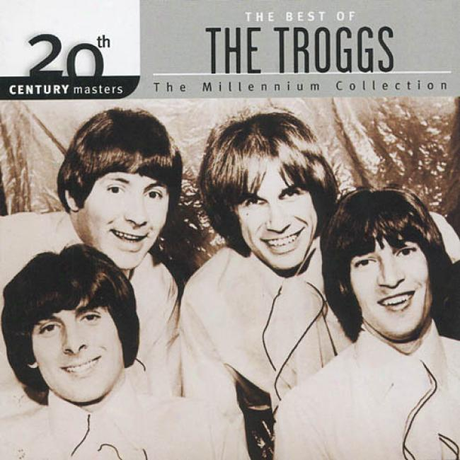 20th Century Masters: The Millennium Collection - The Best Of The Troggs