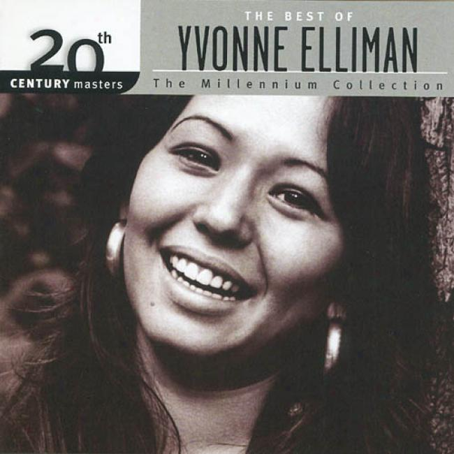 20th Century Masters: The Millennium Collection - The Bewt Of Yvonne Elliman