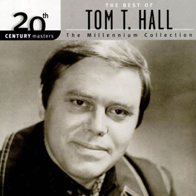 20th Century Masters: The Millennium Collection - The Best Of Tom T. Large room (renaster)