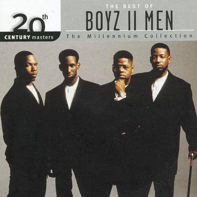 20th Century Masters: The Millennium Collection - The Best Of Boyz Ii Men (remaster)