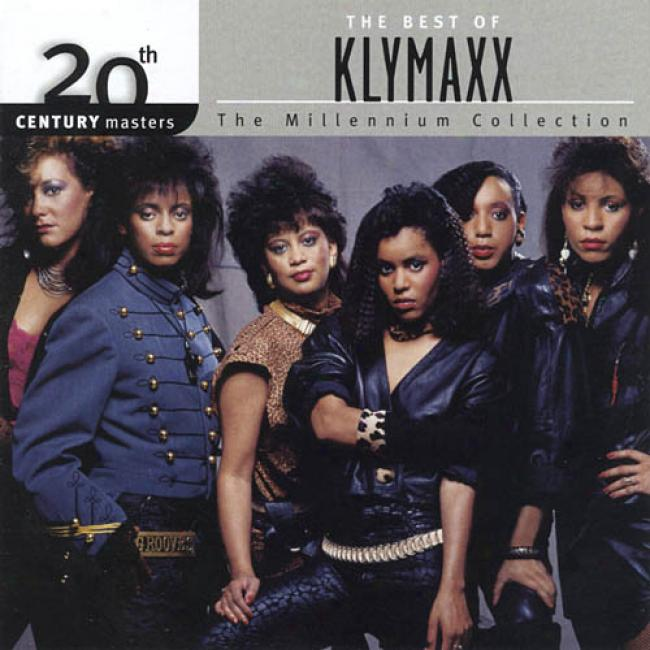 20th Century Masters: The Millennium Collection - The Best Of Klymaxx (remaster)