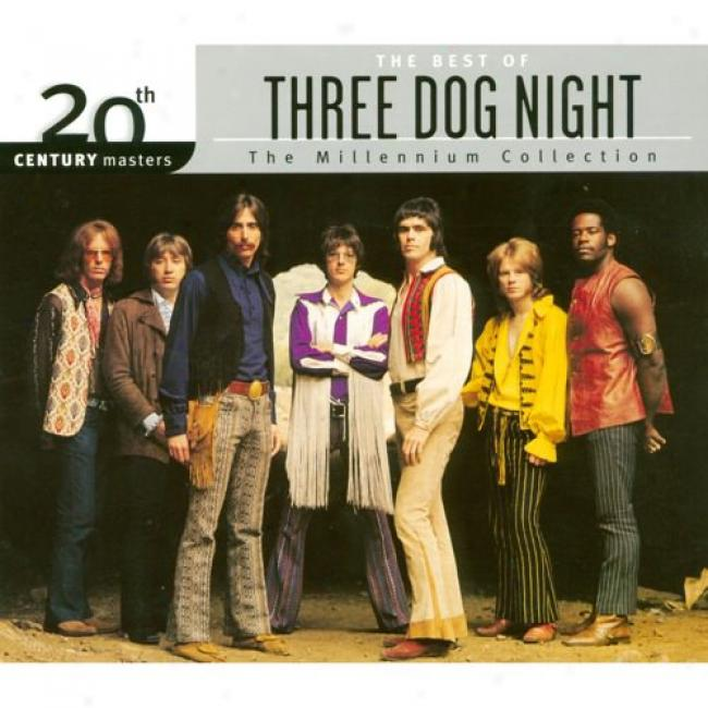 20th Century Masters: The Millennium Collection - The Best Of Three Dog Night (with Biodegradable Cd Case)