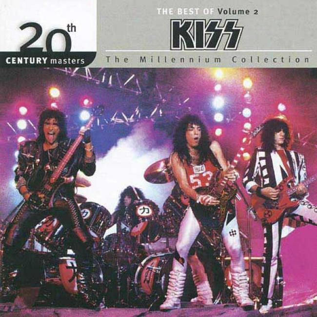 20th Century Masters: The Millennium Collectioj - The Best Of Kiss, Vol.2