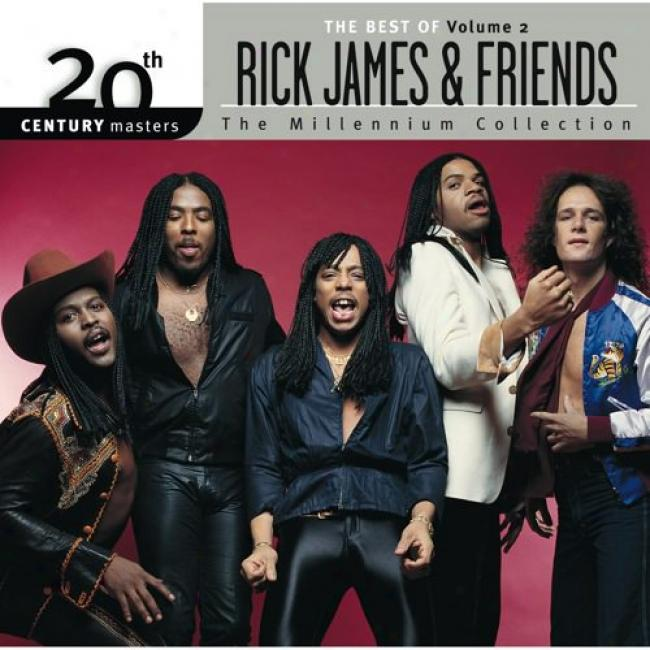 20th Century Masters: The Millennium Collection - The Best Of Stack James & Friends, Vol.2 (with Biodegradable Cd Case)