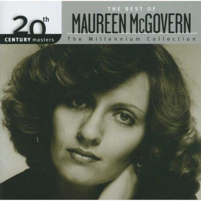 20th Century Masters: The Millennium Collection - The Best Of Maureen Mcgovern