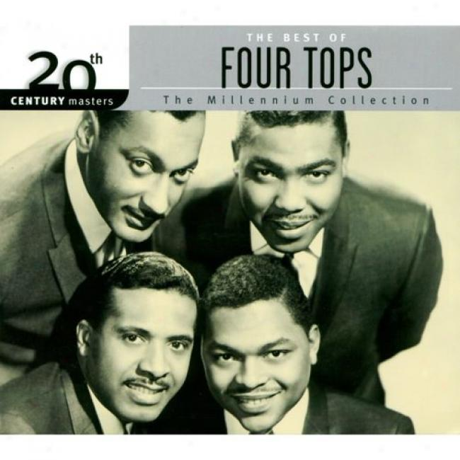 20th Century Masters: The iMllenniu Assemblage - The Best Of The Four Tops (with Biodegradable Cd Case)