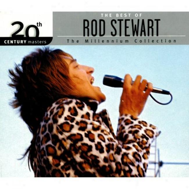 20th Century Masters: The Millennium Collection - The Best Of Rod Stewart (with Biodegradable Cd Case)