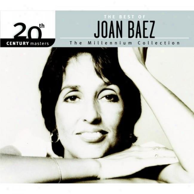 20th Century Masters: The Millennium Collection - The Best Of Joan Baez (with Biodegradable Cd Case)
