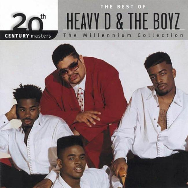 20th Century Masters: The Millennium Collection - The Best Of Heavy D & The Boyz
