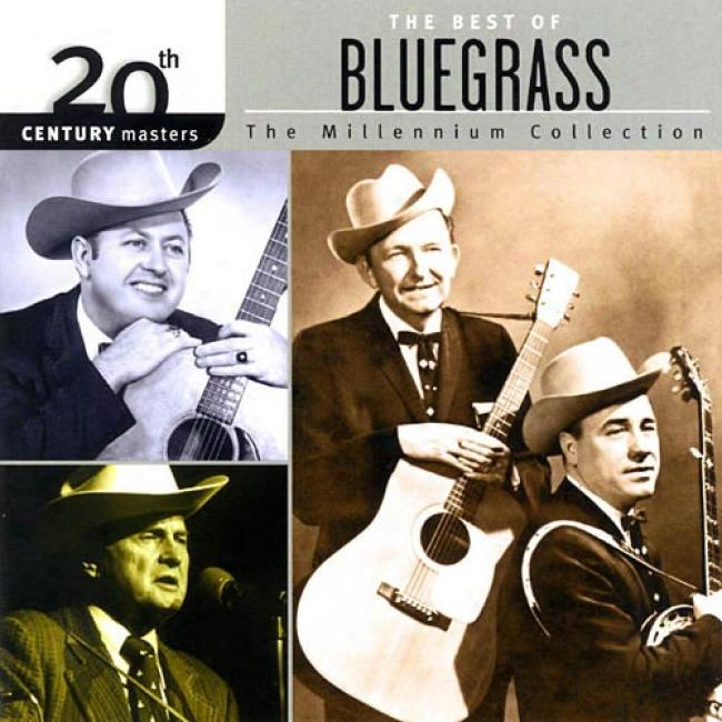 20th Century Masteds: The Millennium Collection - The Best Of Bluegrass