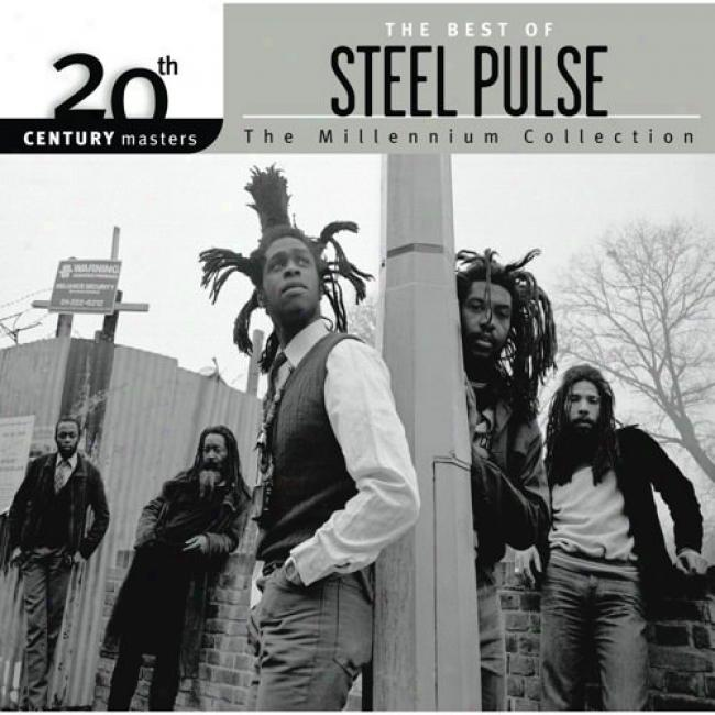20th Century Masters: The Millennium Collection - The Best Of Steel Pulse (with Biodegradable Cd Cas)e