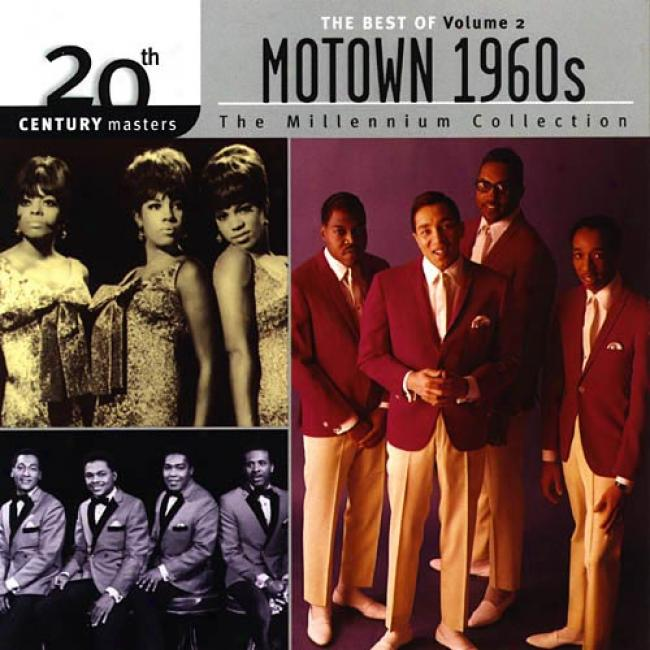 20th Century Masters: The Millennium Clllection - The Best Of Motown 1960's, Vol.2 (remaster)