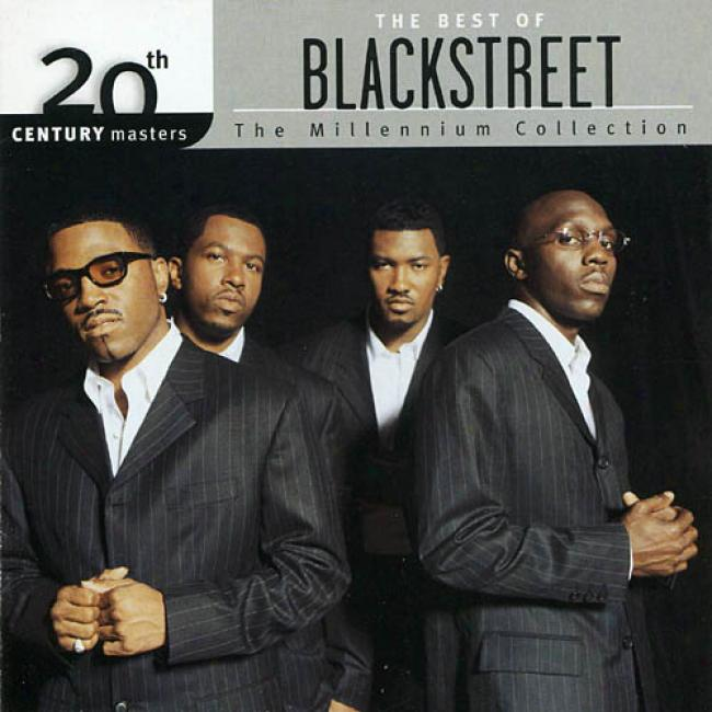 20th Century Masters: The Millennium Collection - The Best Of Blackstreet