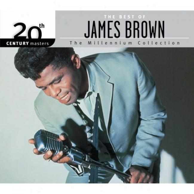 20th Century Masters: The Millennium Collection - The Best Of James Brown (with Biodegradable Cd Case)