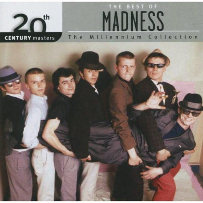 20th Century Masters: The Millennium Collection - The Best Of Madness (remaster)