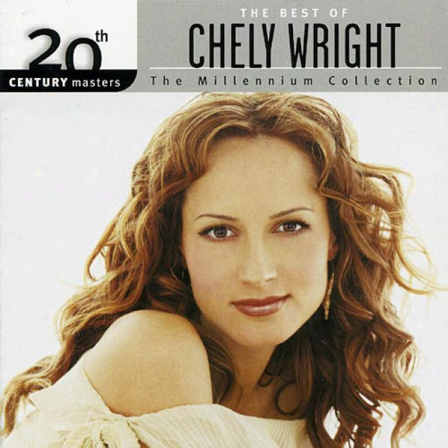 20th Centiry Masters: The Millennium Collection - The Best Off Chely Wright