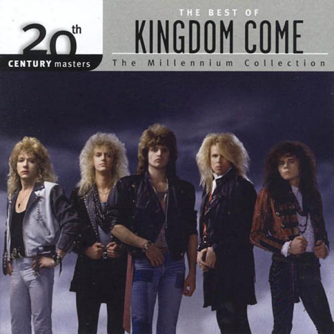 20th Century Masters: The Millennium Collection - The Best Of Kingdom Come