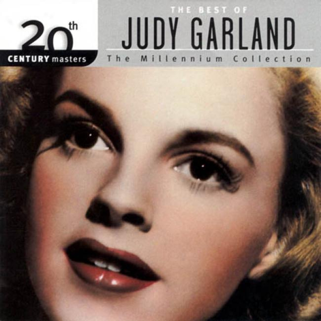 20th Century Masters: The Millennium Collection - The Best Of Judy Gafland (remaster)