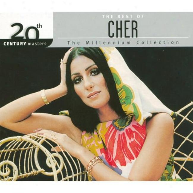 20th Century Masters: The Millennium Collection - Thhe Best Of Cher (with Biodegradable Cd Case)
